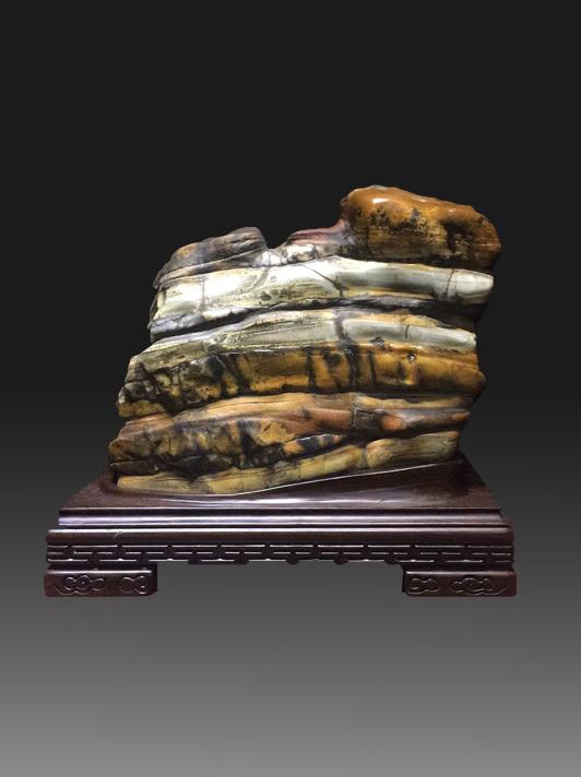 广西大化石图片