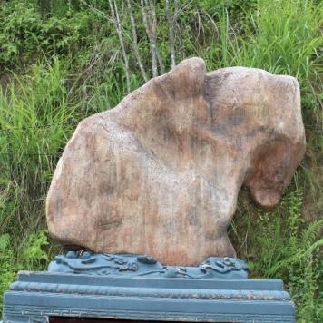 三江黄蜡石